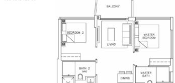 coastline-residences-2-bedroom-floor-plan-b2-singapore