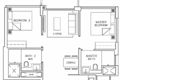 coastline-residences-2-bedroom-floor-plan-b3-singapore