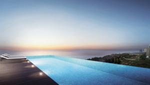 coastline-residences-infinity-pool-singapore