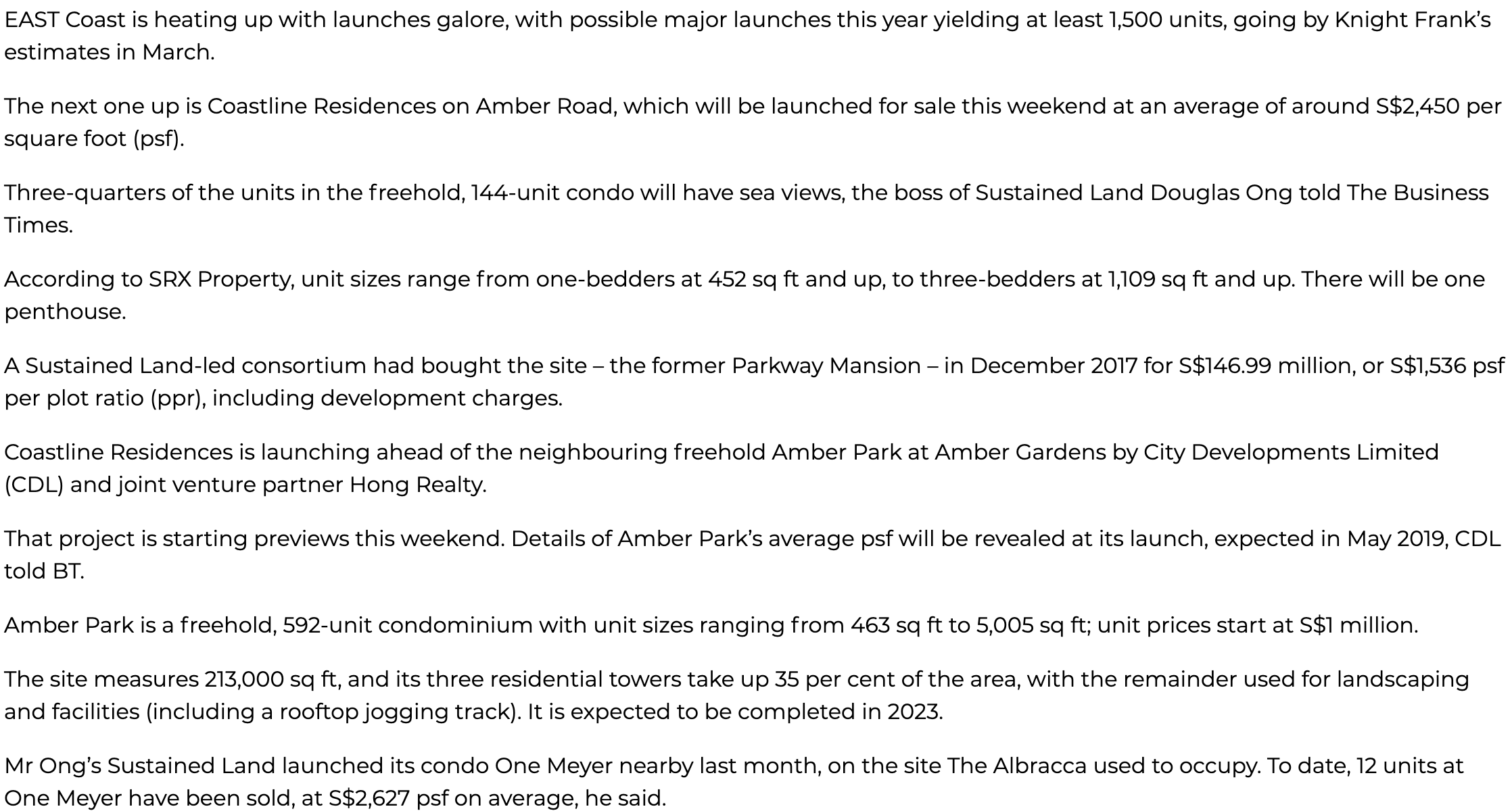 coastline-residences-to-launch-this-weekend-at-s$2450-psf-page-1